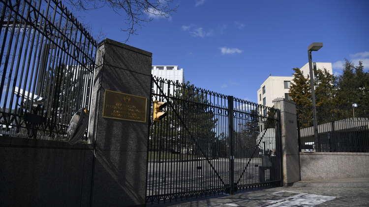 القنصلية الروسية في سياتل تنهي عملها وترفض إنزال العلم الروسي