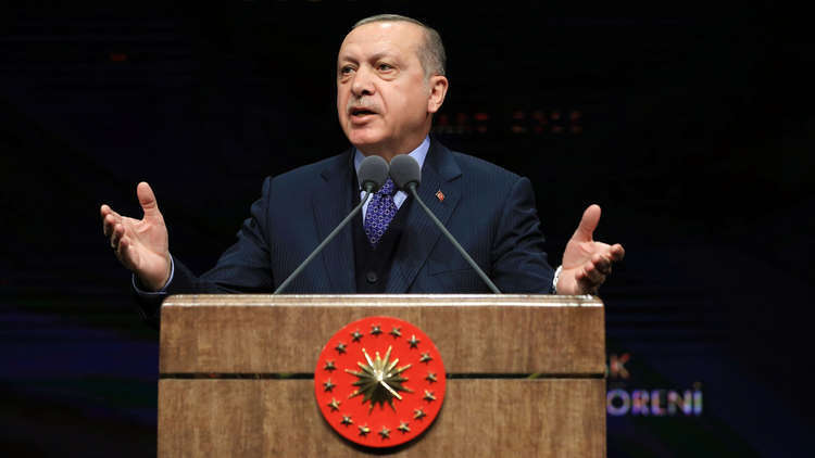 أردوغان يتعاطف مع وزير الداخلية ورئيس الاستخبارات المقالين في كوسوفو