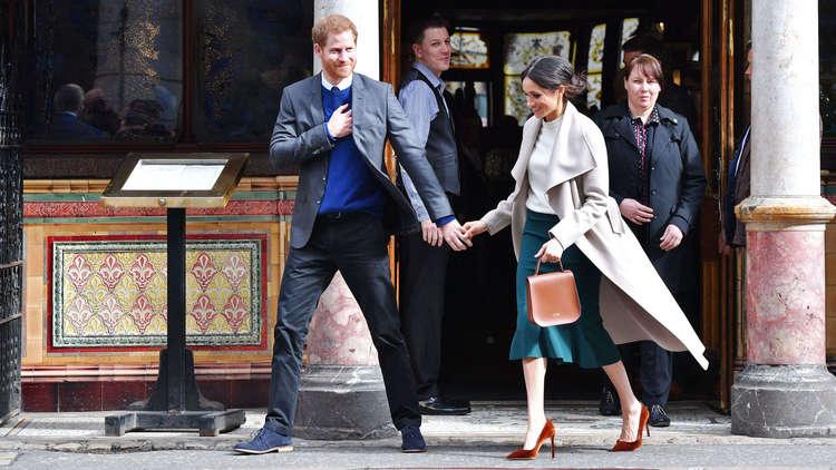 العائلة المالكة البريطانية تكشف قائمة المدعوين لزفاف الأمير هاري