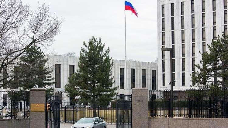 موسكو ترسل طائرة لنقل دبلوماسييها المبعدين من واشنطن
