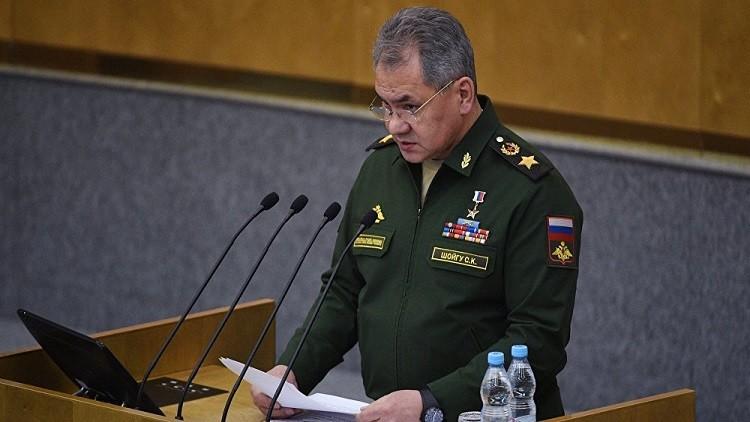 موقع وزارة الدفاع الروسية يضم مليون مستخدم
