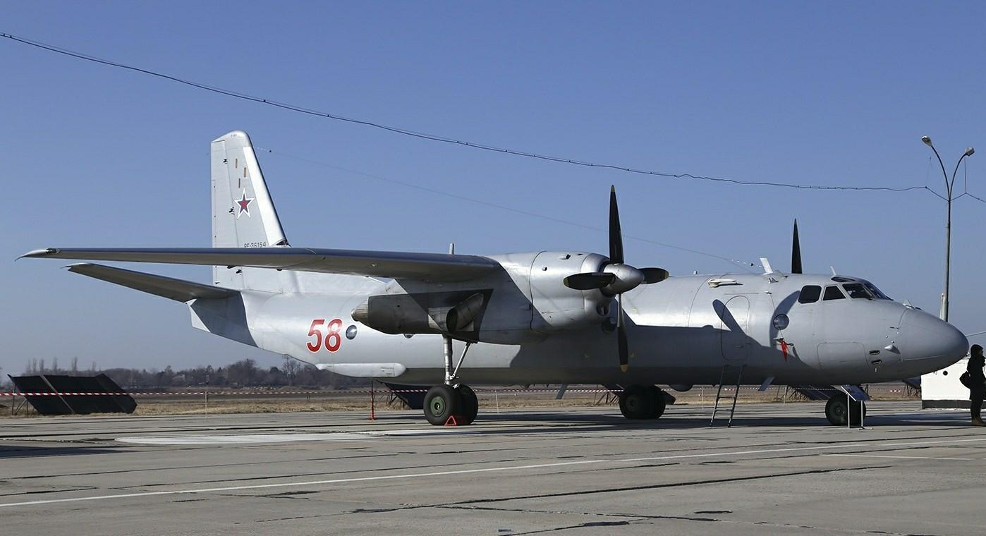 3 أسباب محتملة لسقوط طائرة النقل الروسية An-26 في سوريا