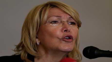 النائبة العامة الفنزويلية السابقة لويزا أورتيغا