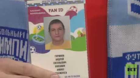 بطاقة هوية المشجع تقدم خدمات مميزة أثناء كأس العالم 2018