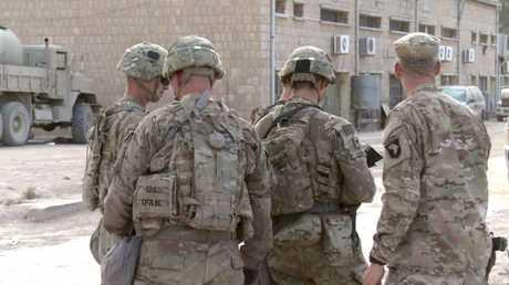 برلمان العراق يطالب بمغادرة قوات التحالف