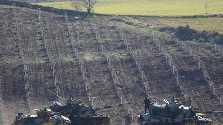الجيش التركي- صورة أرشيفية