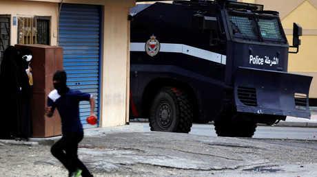 الشرطة في البحرين