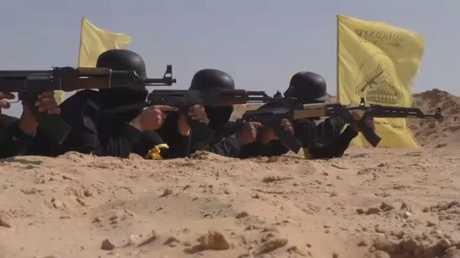 موقع عسكري لفتح في غزة باسم ياسر عرفات