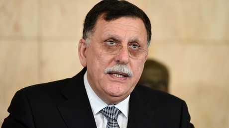 رئيس المجلس الرئاسي لحكومة الوفاق الوطني الليبية فائز السراج