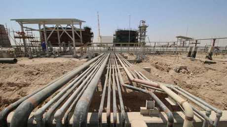 أنابيب نقل الغاز مصر - أرشيف