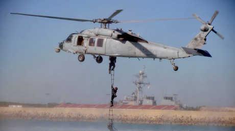 تدريبات القوات الأمريكية الخاصة - صورة أرشيفية