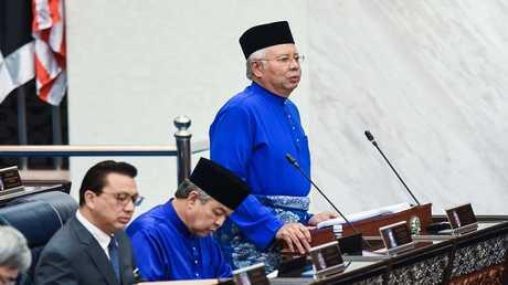 رئيس وزراء ماليزيا نجيب عبد الرزاق (صورة من الأرشيف)