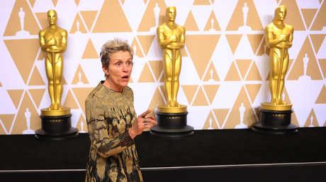 الممثلة فرانسيس مكدورماند