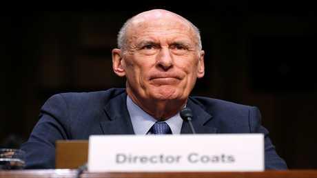 مدير الاستخبارات الوطنية الأمريكية دانيل كوتس
