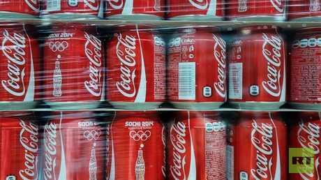 """منتجات""""كوكا كولا"""""""
