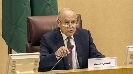 أحمد أبو الغيط (صورة أرشيفية)
