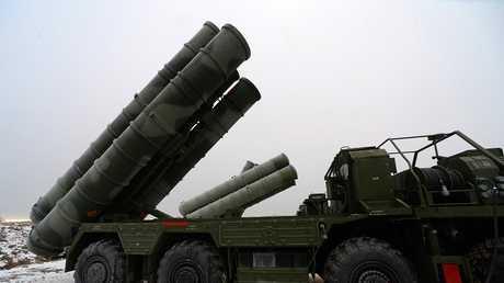 """منظومة """"S-400"""" الصاروخية الروسية"""