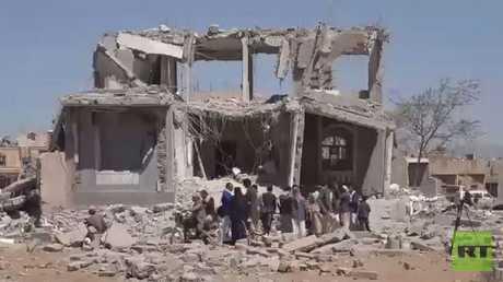 غارات التحالف.. ومأساة المدنيين باليمن