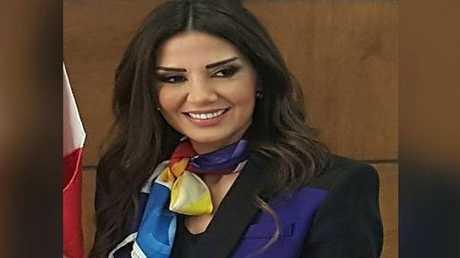 المقدم في الشرطة اللبنانية سوزان الحاج