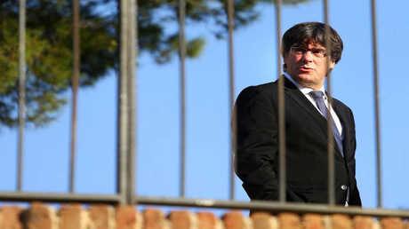 زعيم إقليم كتالونيا كارليس بوتشديمون