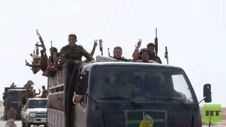 قرار عراقي يمنح الحشد الشعبي حقوق الجيش