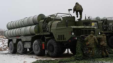 """منظومة """"إس-400"""" الروسية المضادة للجو"""