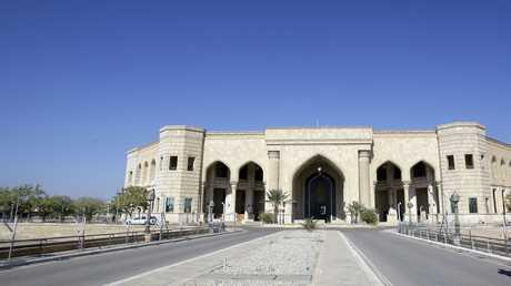 قصر الفاو الذي تبع سابقا لصدام حسين