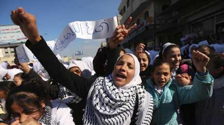خطة أمريكية لتوطين الفلسطينيين بلبنان