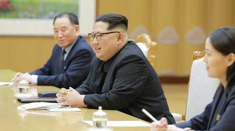 الزعيم الكوري الشماليكيم جونغأون