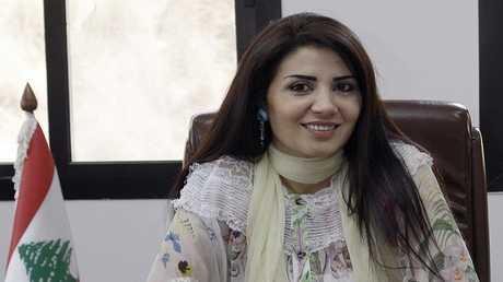 أرشيف - اللبنانية سوزان الحاج