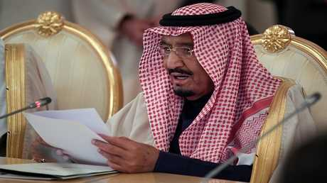 الملك السعودي سلمان بن عبد العزيز آل سعود