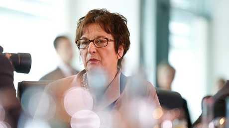 قالت وزيرة الاقتصاد الألمانية بريجيته تسيبريس