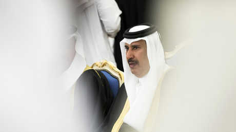 حمد بن جاسم آل ثاني رئيس مجلس الوزراء ووزير الخارجية القطري السابق