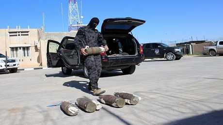 عنصر من القوات الليبية الخاصة - أرشيف -