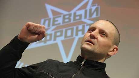 """زعيم """"جبهة اليسار"""" سرغي أودالتسوف"""