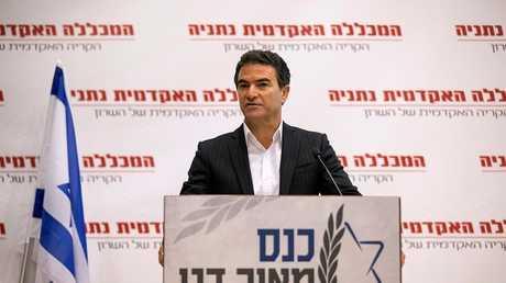 يوسي كوهين، مدير وكالة الاستخبارات الإسرائيلية موساد
