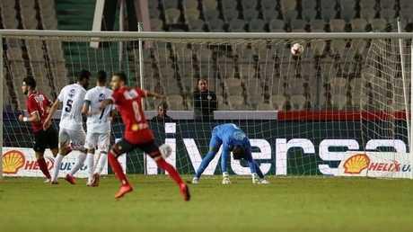 الأهلي يحرز لقبه الـ40 في الدوري المصري