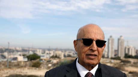 مستشار الرئـيـس الفلسطيني للشؤون الخارجية والعلاقات الدولية نبيل شعث