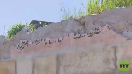 اعتداءات إسرائيلية على مقابر مدينة القدس