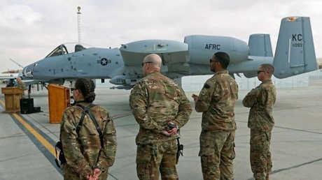 قوات أمريكية - أرشيف