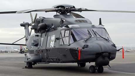 طائرة هليكوبتر من طراز NH90