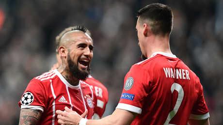 بايرن ميونيخ يحجز مقعده في ربع نهائي دوري الأبطال