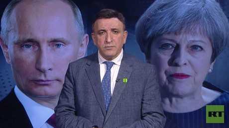 تصعيد بريطاني ضد روسيا بشأن قضية سكريبال