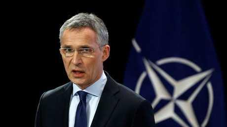 الأمين العام لحلف الناتو، ينس ستولتنبيرغ (صورة أرشيفية)