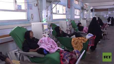 نفاد أدوية مرضى الفشل الكلوي في اليمن
