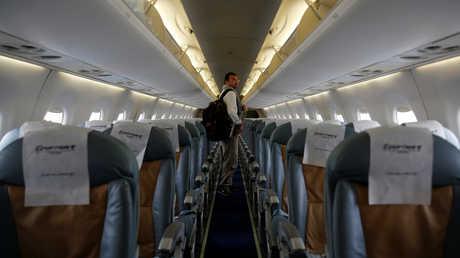 """""""مصر للطيران"""" على خطى نظيرتها الروسية تعلن موعد استئناف رحلاتها إلى موسكو"""