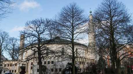 مسجد بروكسل الكبير
