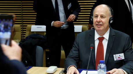 وزير التعاون الإقليمي الإسرائيلي، تساحي هنجبي
