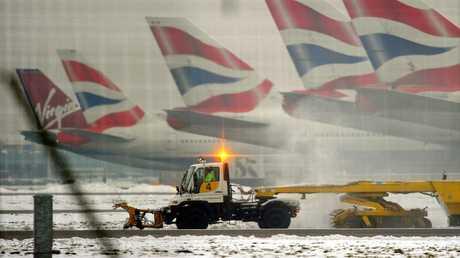 مطار هيثرو لندن