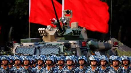 الجيش الصيني- صورة أرشيفية